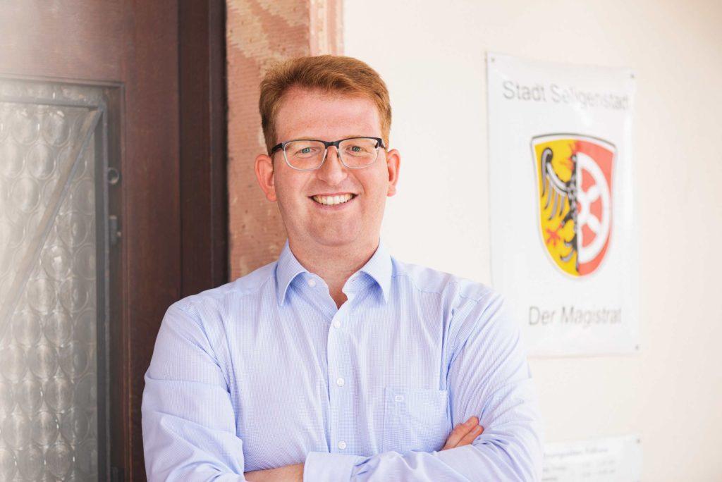 Bürgermeister Seligenstadt Michael Gerheim